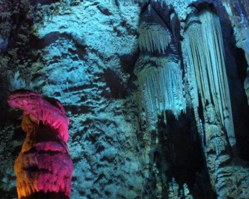 Canelobre Caves Vault