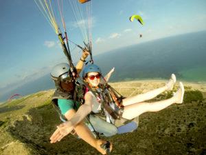 Santa Pola Paragliding